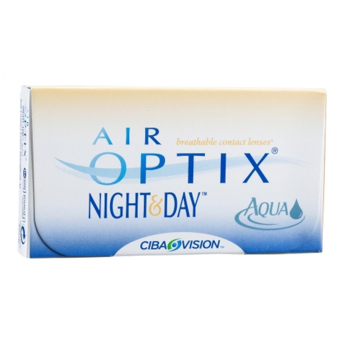 6e6e85f614793 Lentes de contacto Air Optix Night   Day